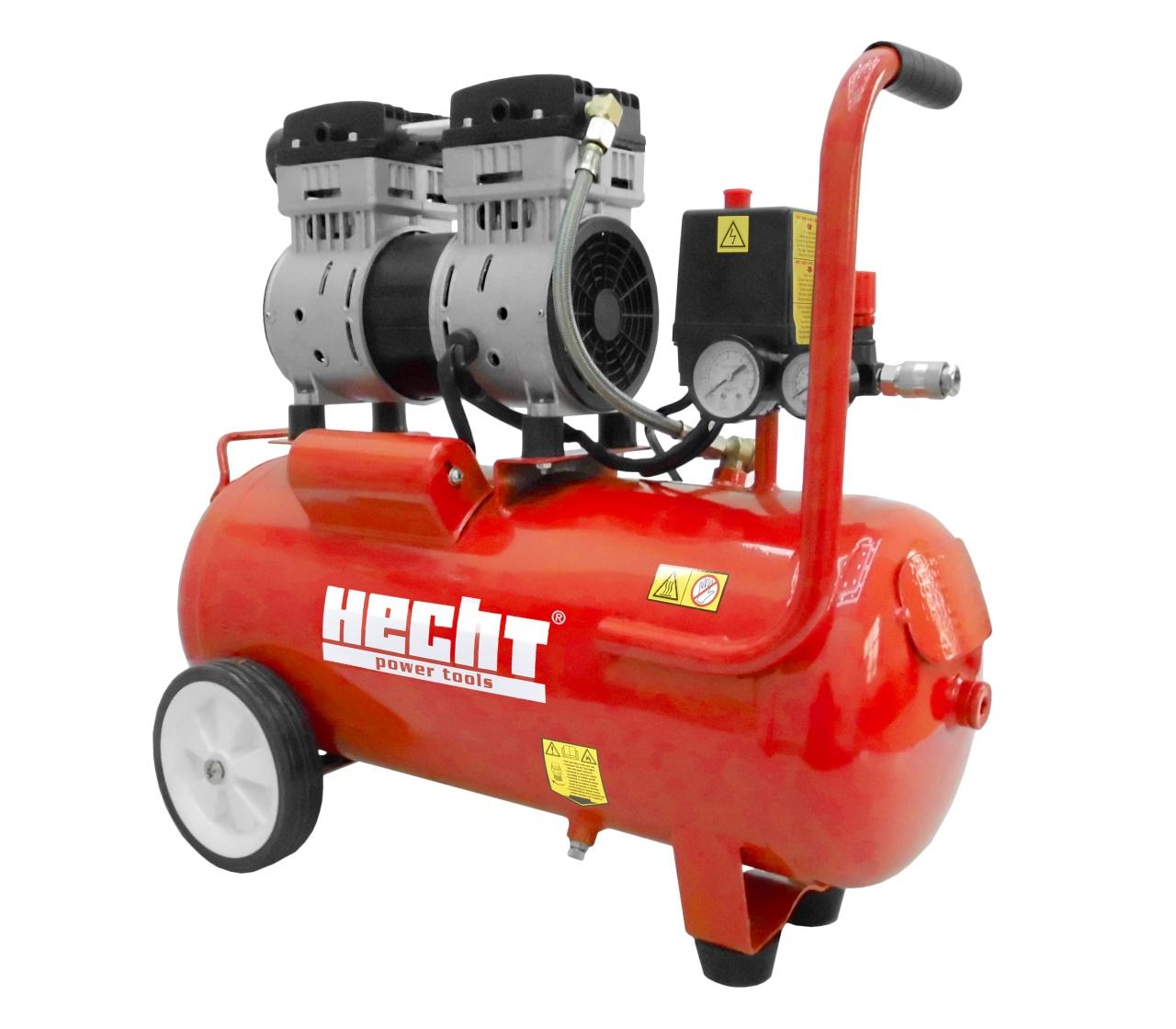 HECHT 2080 - bezolejový kompresor
