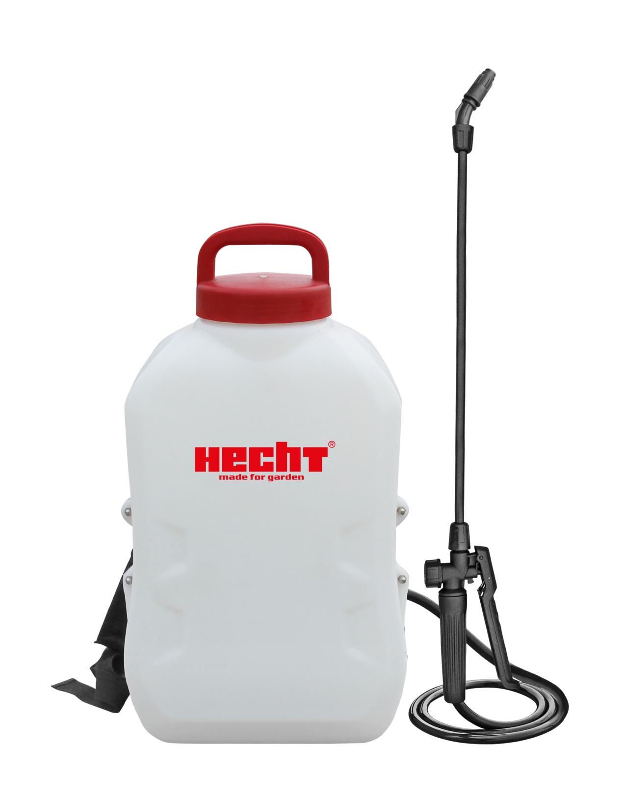 HECHT 410 ACCU - akumulátorový zádový postřikovač