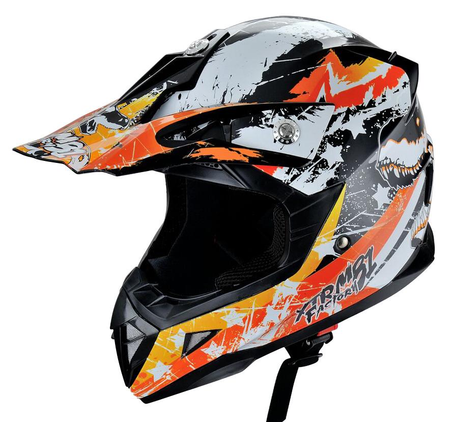 HECHT 53915 XL - přilba pro čtyřkolku a motocykl