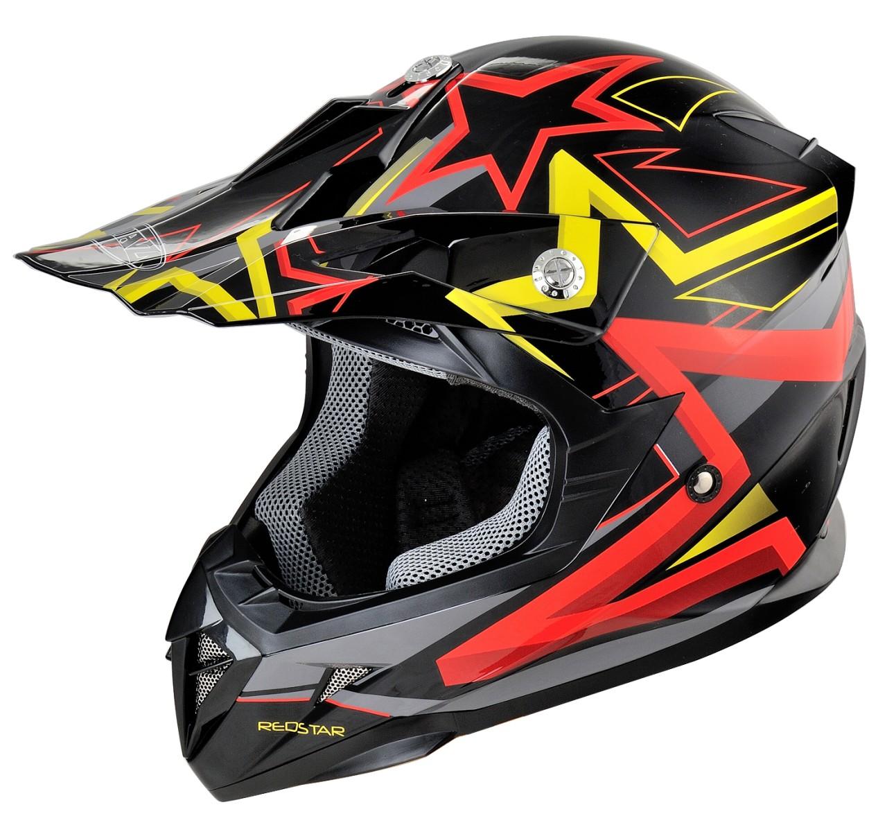 HECHT 55915 XL - přilba pro čtyřkolku a motocykl