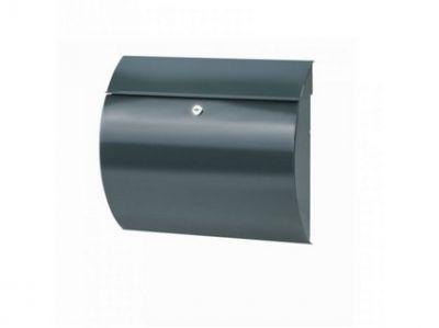Schránka poštovní TOSCANA 330x360x100mm pozink, antracit