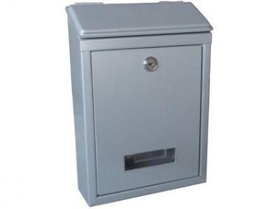 M.A.T. Group Schránka poštovní 210x300x60mm šedá