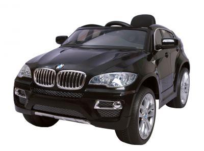 BMW X6 - BLACK - dětské autíčko