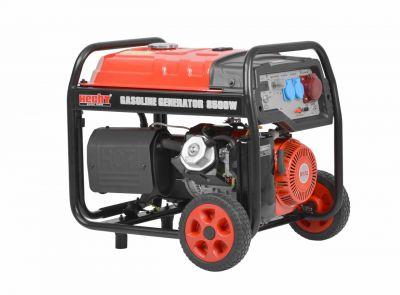 HECHT GG 10000 - třífázový generátor elektřiny