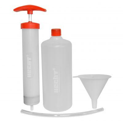 HECHT 5011 - sada pro odčerpávání oleje