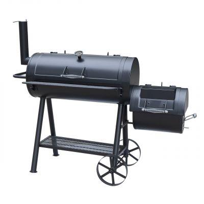 HECHT SENTINEL XL - gril z ocelového plechu