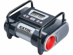 Extol Premium 8864006 Kompresor 12V, automatický s LCD a světlem