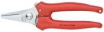 Knipex 9505140 nůžky kombinované 140 mm