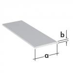 Profil pásek - plochý ALU 20x6mm/1m PPL 1 A 73011