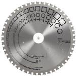 Bosch kotouč pilový 355x25,4 80Z construct metal