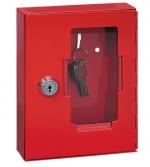 Skříňka na klíč NSK-1 požární /se zámkem + kladivo/