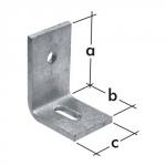 Spojka do betonu LB 1P 75*75*50