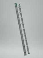 Alve Eurostyl 7211 žebřík dvoudílný výsuvný 2x11 příček