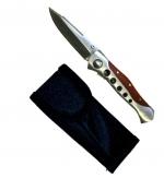 Nůž kapesní s pouzdrem (107048)