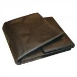 Textilie netkaná 1,6 x 5 m černá UV 50g/m2