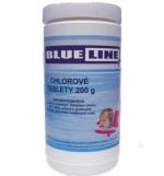 505601 - pomalurozpustné chlorové tablety