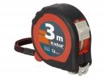 Metr svinovací, 10 m š. pásku 25 mm Extool premium (3159)