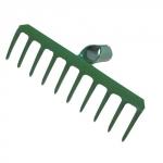 Hrábě ocelové 10 zubů délka 27,5 cm M.A.T. 518013