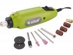 Extol Craft 404120 Vrtačka / bruska s transformátorem mini