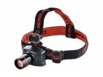 Extol Light 43100 Čelovka 3W Cree LED - dosvit až 100m ZOOM
