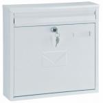 Schránka poštovní TERAMO bílá
