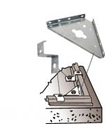 HECHT 000808 - vnitřní set pro ukotvení