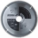 Dedra H250100 pilový kotouč 250x30mm 100 zubů na neželezné kovy