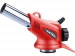 Extol Premium 8848107 Hořák s piezo zapalovačem a předehřevem plynu