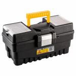 """Box plastový na nářadí 15"""" s kovovým kováním Topex 79R131"""