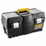 """Box plastový na nářadí 22"""" s kovovým kováním Topex 79R133"""