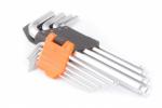 Imbusové klíče sada 9ks Becco 108861