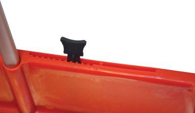 HECHT 212 - ruční rozmetač hnojiva, osiva nebo soli