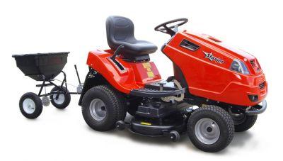HECHT 260 - vlečný rozmetač hnojiva, osiva nebo soli
