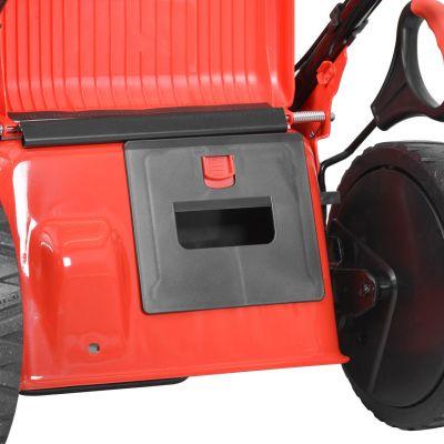 HECHT 5533 SW - tříkolová benzínová sekačka s pojezdem