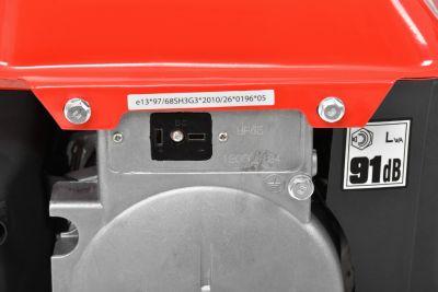 HECHT GG 950 DC - benzínový generátor elektřiny