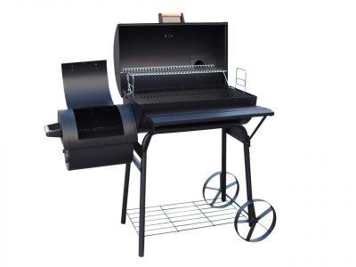 HECHT SENTINEL - ocelový gril