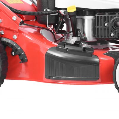 HECHT 5484 SXE 5 in 1 - benzínová sekačka s pojezdem