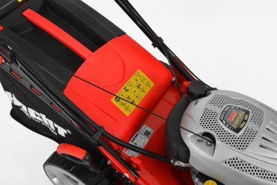 HECHT 548 SWE 5 in 1 - benzínová sekačka s pojezdem