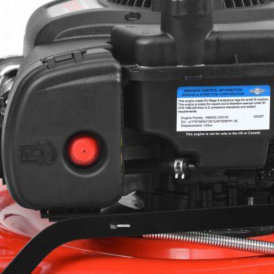 HECHT 5511 BS - motorová mulčovací sekačka