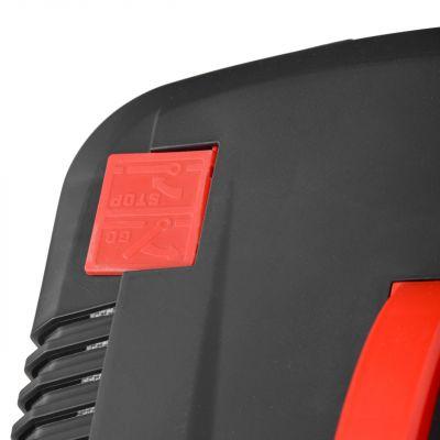 HECHT 5518 5in1 - akumulátorová sekačka s pojezdem