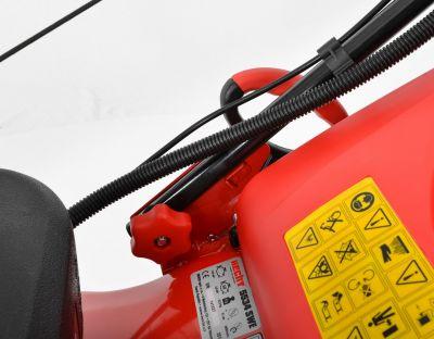 HECHT 5534 SWE 5 in 1 -  benzínová sekačka s pojezdem