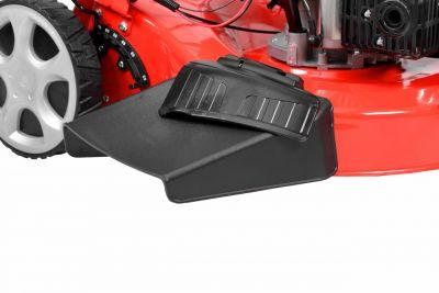 HECHT 5563 SXE 5in1 - benzínová tříkolová sekačka s pojezdem