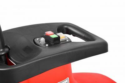 HECHT 626 SILENT - elektrický drtič větví