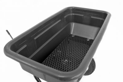 HECHT 256 - ruční rozmetač hnojiva, osiva nebo soli
