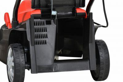 HECHT 1434 - elektrická sekačka bez pojezdu