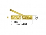 WBR440 detail